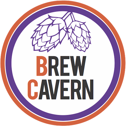 Brew Cavern logo Nottingham craft beer fine cider natural wine