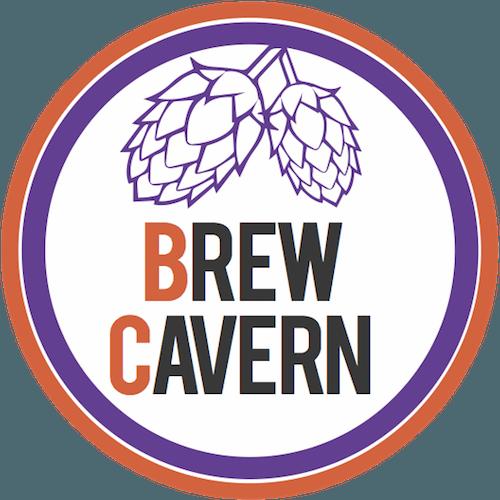 Brew Cavern logo Nottingham craft beer fine cider natural wine