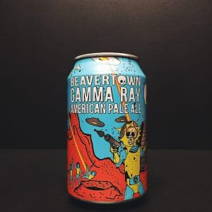 Beavertown Gamma Ray American Pale Ale London Vegan friendly