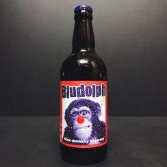 Blue Monkey Bludolph Pale Ale Nottingham Vegan friendly.