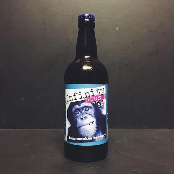 Blue Monkey Infinity +1 Pale Ale Nottingham