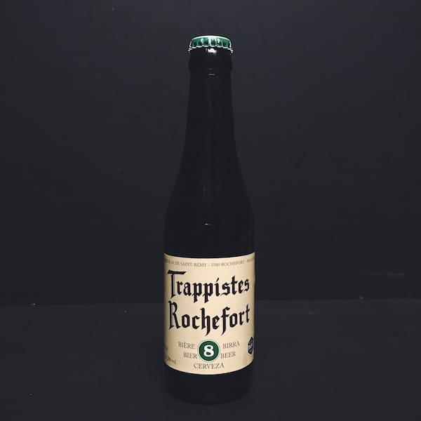 Trappistes Rochefort 8 Belgium Vegan friendly