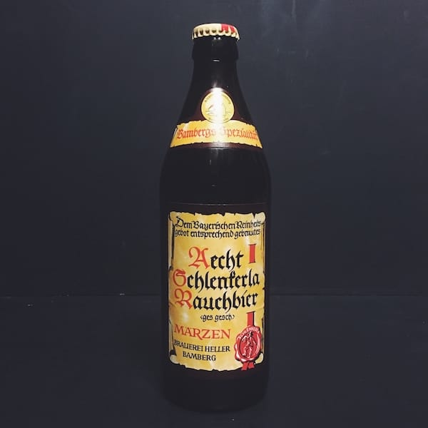 Aecht Schlenkerla Rauchbier Marzen Bavaria Vegan friendly