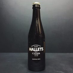 Hallets Real Cider Vegan Gluten Free Wales