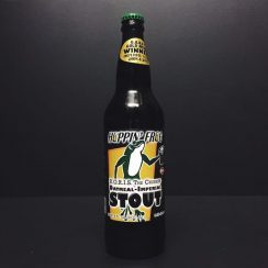 Hoppin Frog BORIS The Crusher Oatmeal Imperial Stout. USA