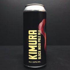 Marble Kimura Black India Pale Ale IPA Manchester Vegan Friendly