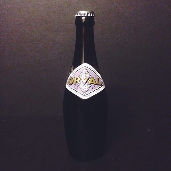 Orval Belgian Brett Pale Belgium Vegan friendly 2018 2019 bottled