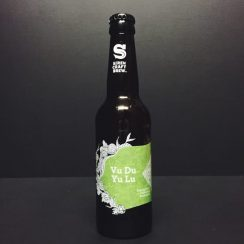 Siren Craft Brew Vu Du Yu Lu Imperial Yu Lu celebrating batch 1000. Berkshire