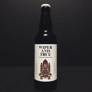 Wiper and True Milk Shake Stout