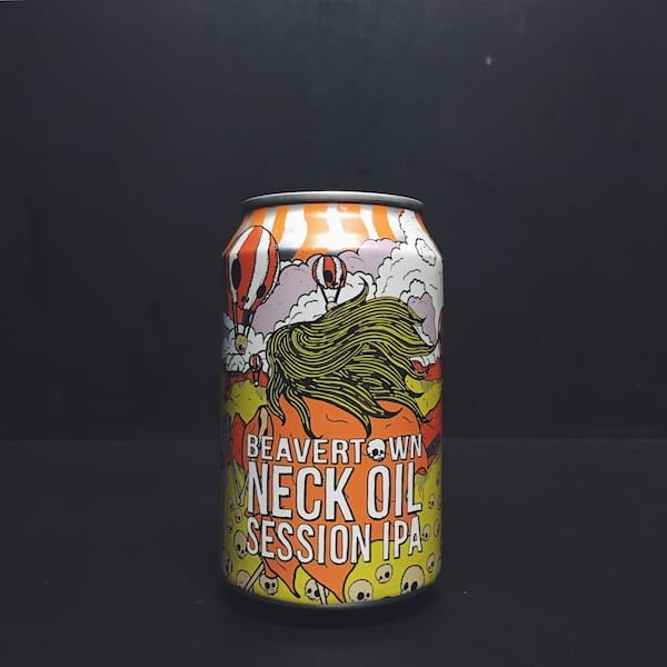 Beavertown Neck Oil Session IPA Vegan friendly