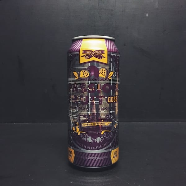 Two Roads Passion Fruit Gose USA