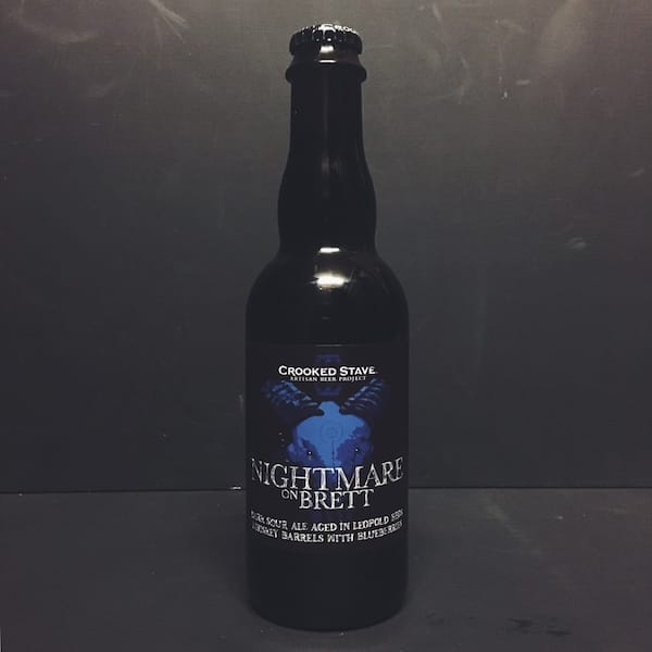 Crooked Stave Nightmare on Brett Blueberry Sour USA