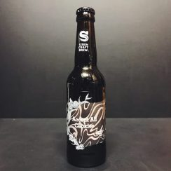 Siren Craft Brew X Slim Pickens Accept All Cookies Imperial Chocolate Stout Berkshire