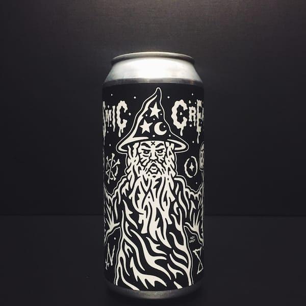 Black Iris Cosmic Cream Ale Nottingham