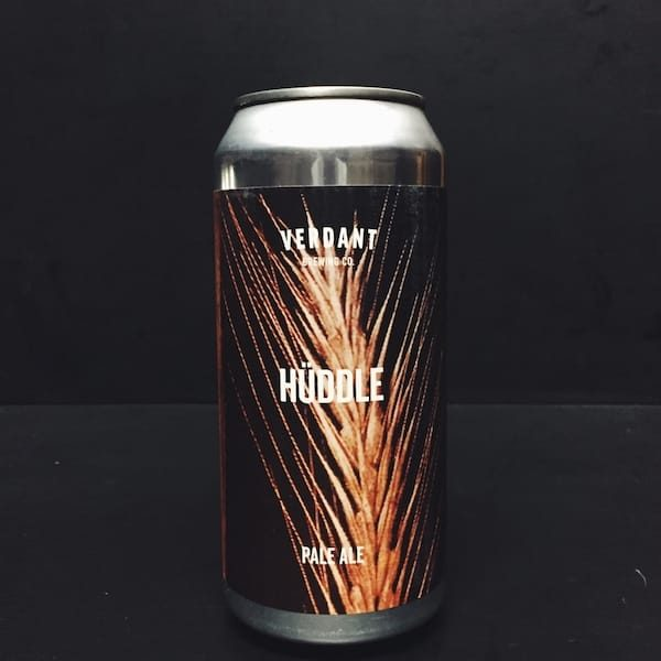 Verdant Huddle Pale Ale Cornwall vegan