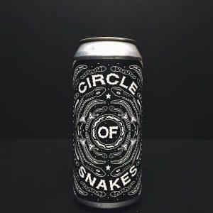 Black Iris Circle Of Snakes Double IPA Nottingham vegan friendly