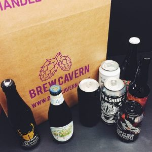 Brew Cavern Dark Case
