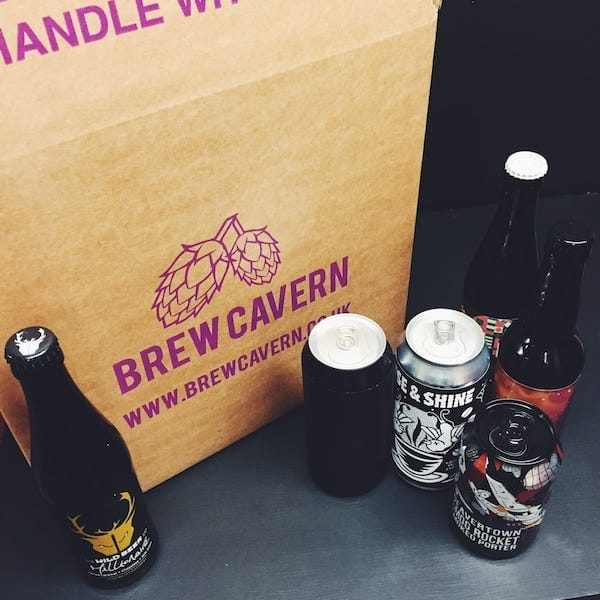 Brew Cavern Dark Mixed Case