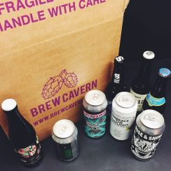 Brew Cavern Beer Mixed Case - 12