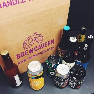 Brew Cavern Hoppy Pales and IPAs case