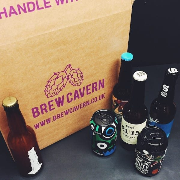 Brew Cavern Hoppy Pales and IPAs mixed case