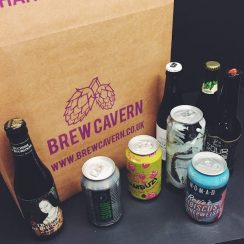 Brew Cavern Sour Case