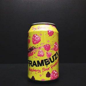 Tiny Rebel Frambuzi Raspberry Sour Framboise Wales
