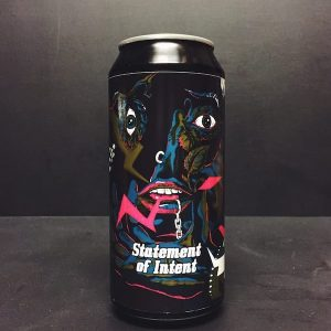 Totally Brewed Statement Of Intent IPA Nottingham