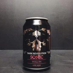 Dark Revolution Sonic Small IPA