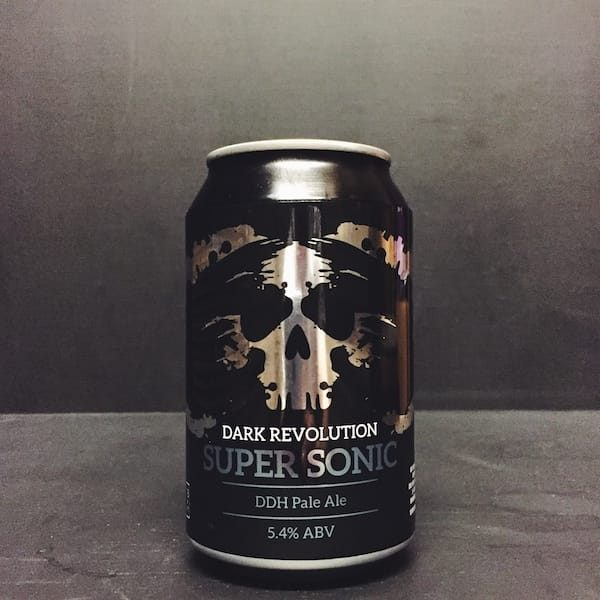 Dark Revolution Super Sonic DDH Pale Ale