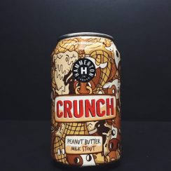 Hammerton Crunch Peanut Butter Milk Stout London