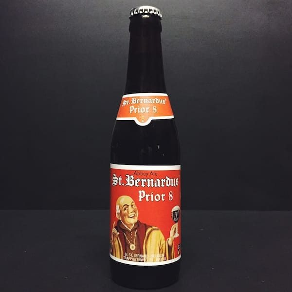 St. Bernardus Prior 8 Dubbel Belgium Vegan friendly