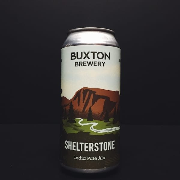 Buxton Shelterstone India Pale Ale Derbyshire