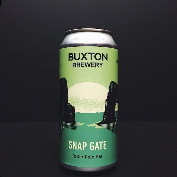 Buxton Snap Gate IPA Derbyshire