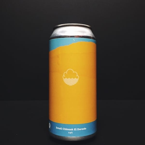 Cloudwater Brew Co Small Chinook El Dorado Manchester