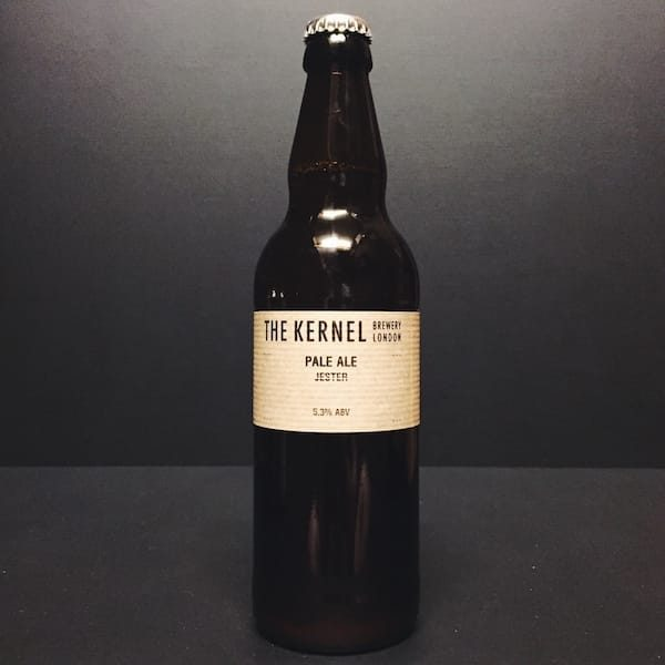 The Kernel Brewery Jester Pale London vegan friendly