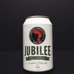 Roosters Jubilee Cucumber Pale Ale Yorkshire Vegan friendly
