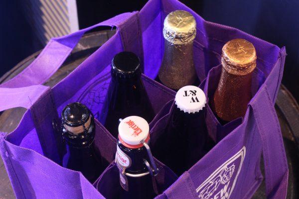 Brew Cavern Bottle Bag Tote Beer Bags Nottingham