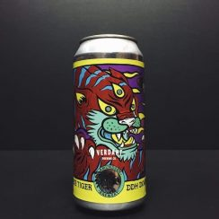 Amundsen Spacer Tiger DDH Double IPA Verdant Collaboration Norway