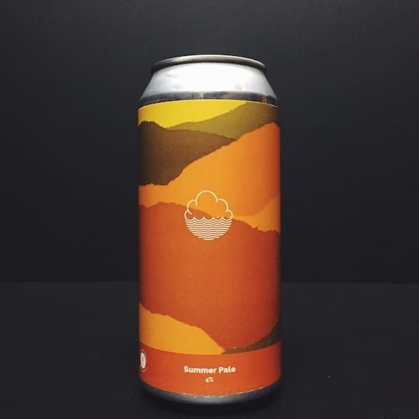 Cloudwater Summer Pale Ale Manchester