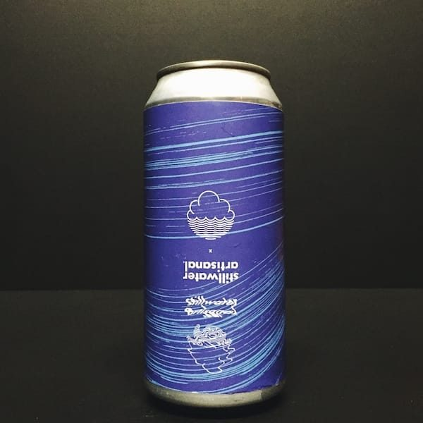 Cloudwater Brew Co X Stillwater Artisanal Tangible Object Fruited Sour Pilsner Manchester
