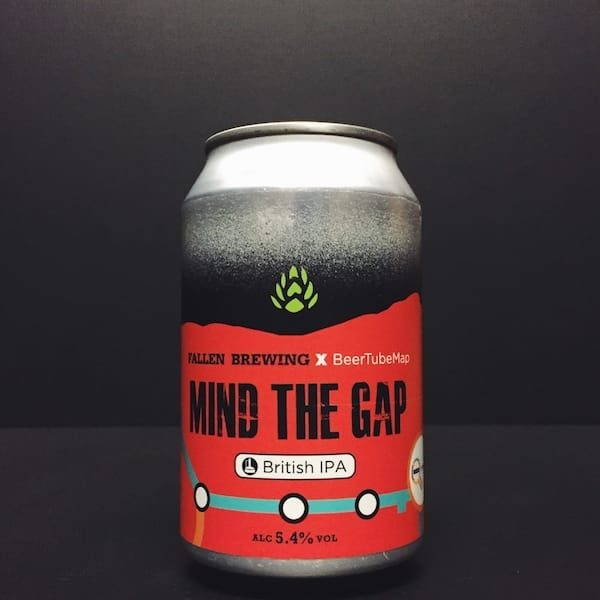 Fallen Mind The Gap British IPA Scotland