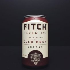 Fitch Cold Brew London