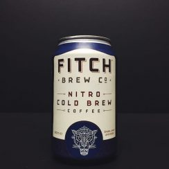 Fitch Nitro Cold Brew London
