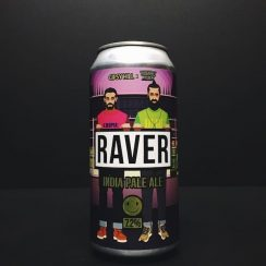 Gipsy Hill Raver India Pale Ale The Garden Brewery Croatia Collaboration London