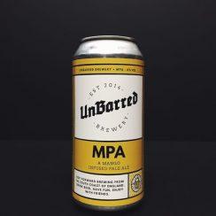Unbarred MPA Mango Pale Ale Sussex