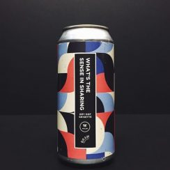 Wylam What's The Sense In Sharing Dry Hop Grisette Newcastle