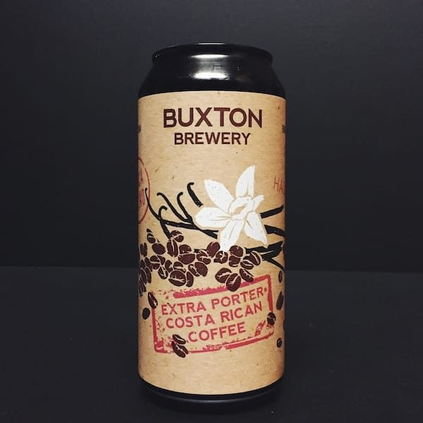 Buxton Extra Porter Costa Rican Coffee Derbyshire