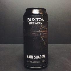 Buxton Rain Shadow Imperial Stout Derbyshire vegan