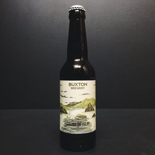 Buxton Sound Of Islay Whisky Imperial Stout Derbyshire